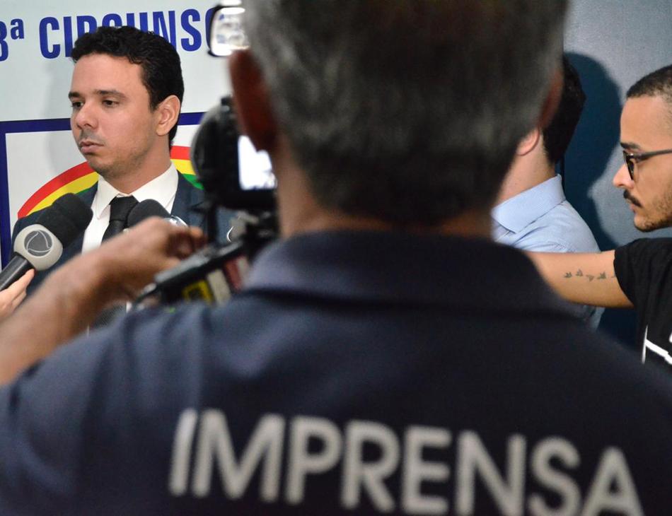 Delegado Diogo Santiago está à frente das investigações
