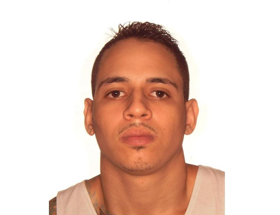 Maquir José Lucas Reis da Silva, mais conhecido como Lucas, de 26 anos, teve a foto divulgada pela polícia