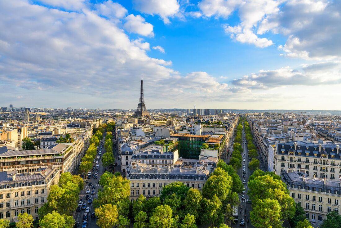 Paris mais verde até 2020