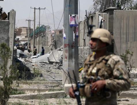 Atentados em Cabul deixaram pelo menos 14 mortos