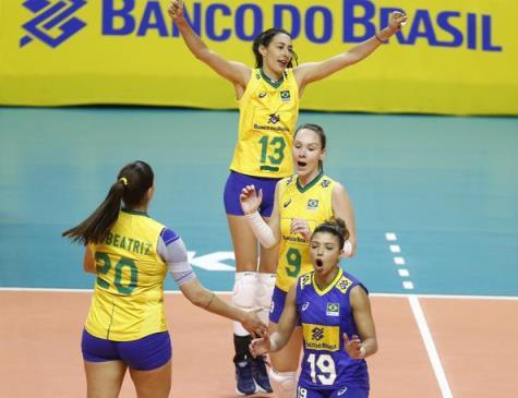Seleção brasileira feminina de vôlei