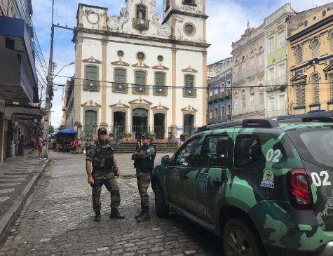 Agentes da Brigada Ambiental do Recife comandam ações