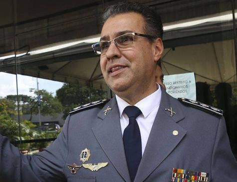 O deputado Capitão Augusto (PL-SP), que preside a bancada da bala