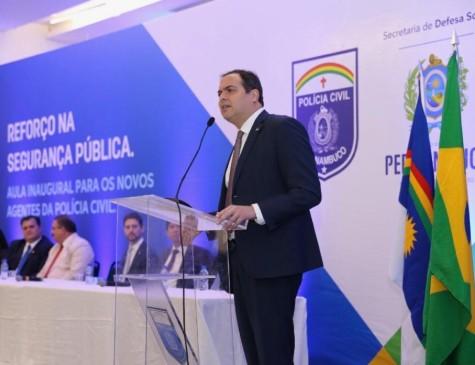 Cerimônia contou com a presença do Governador Paulo Câmara