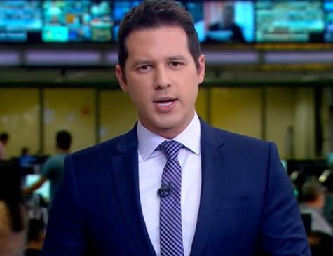 Dony de Nuccio era âncora do Jornal Hoje