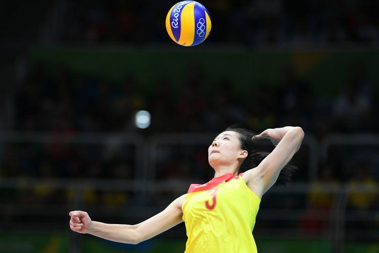 Yang Fangxu, jogadora de vôlei