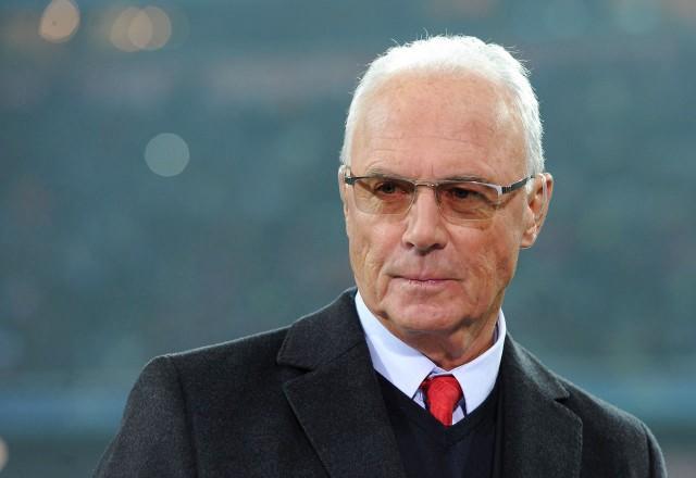 Franz Beckenbauer, ídolo do futebol alemão
