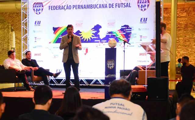 Lançamento da competição aconteceu na tarde desta quinta-feira (15), no Paço Alfândega