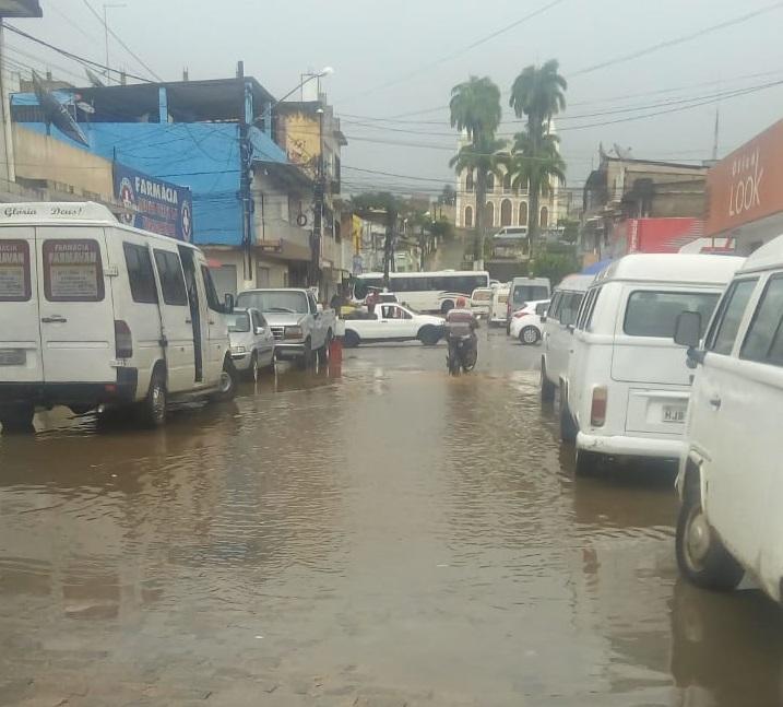 Segundo a Apac, nas últimas 24h choveu 93,58 mm em Barreiros