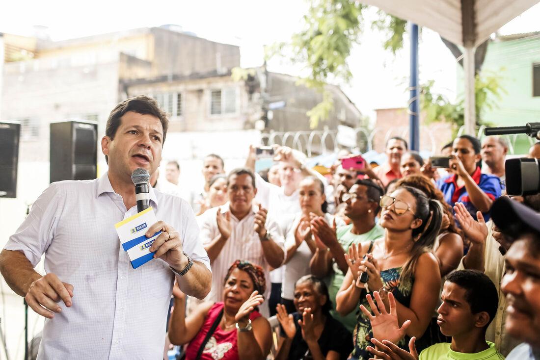 Segundo o prefeito, outras obras e reformas estão em andamento e vão oferecer novas vagas na cidade