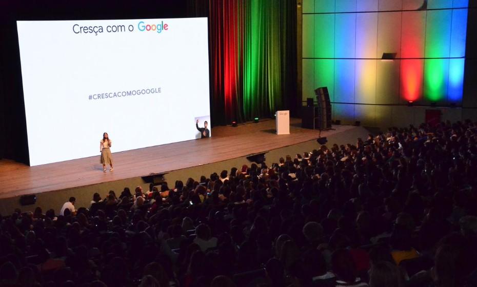 Cresça com o Google oferece atividades na área da tecnologia