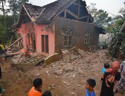 Terremoto na Indonésia deixou quatro mortos