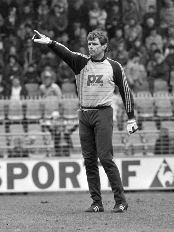 Jan Jongbloed recusou Ajax por pescaria nas terças