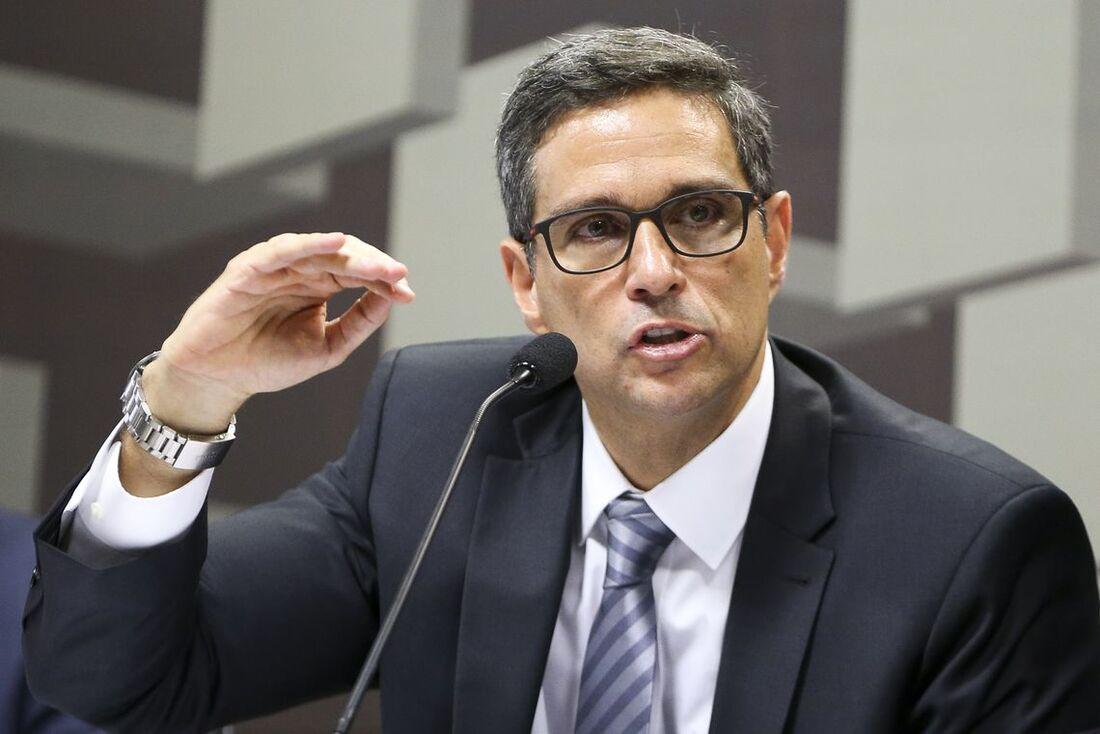 Presidente do Banco Central (BC), Roberto Campos Neto