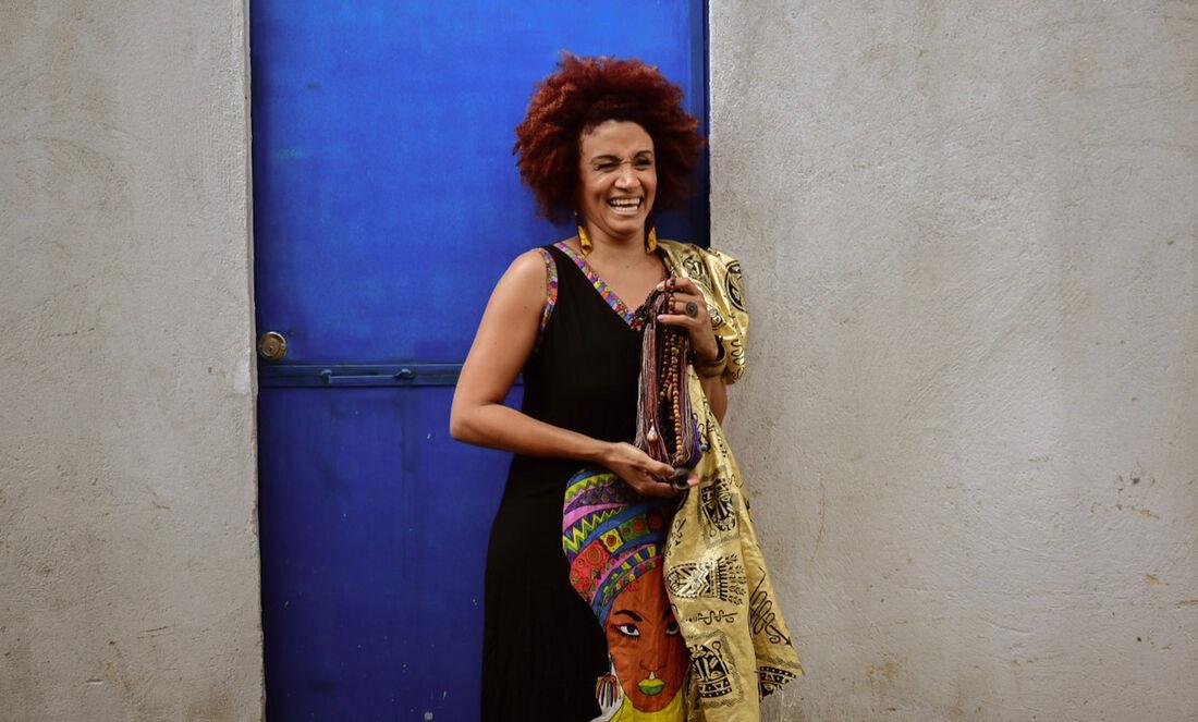 Odailta Alves é uma das escritoras pernambucanas que participam da campanha