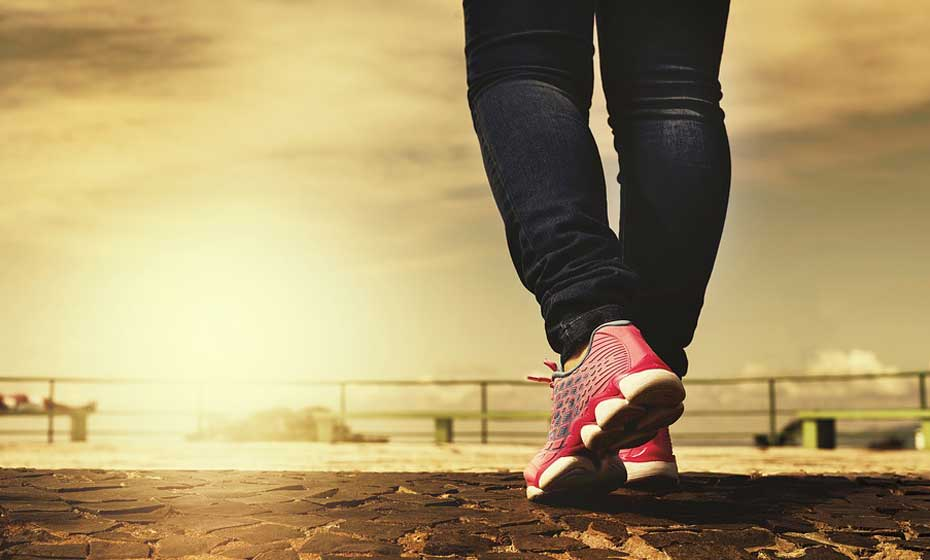 Atividades aeróbicas são as principais para baixar taxas