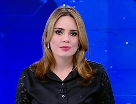 Rachel Sheherazade jornalista do SBT