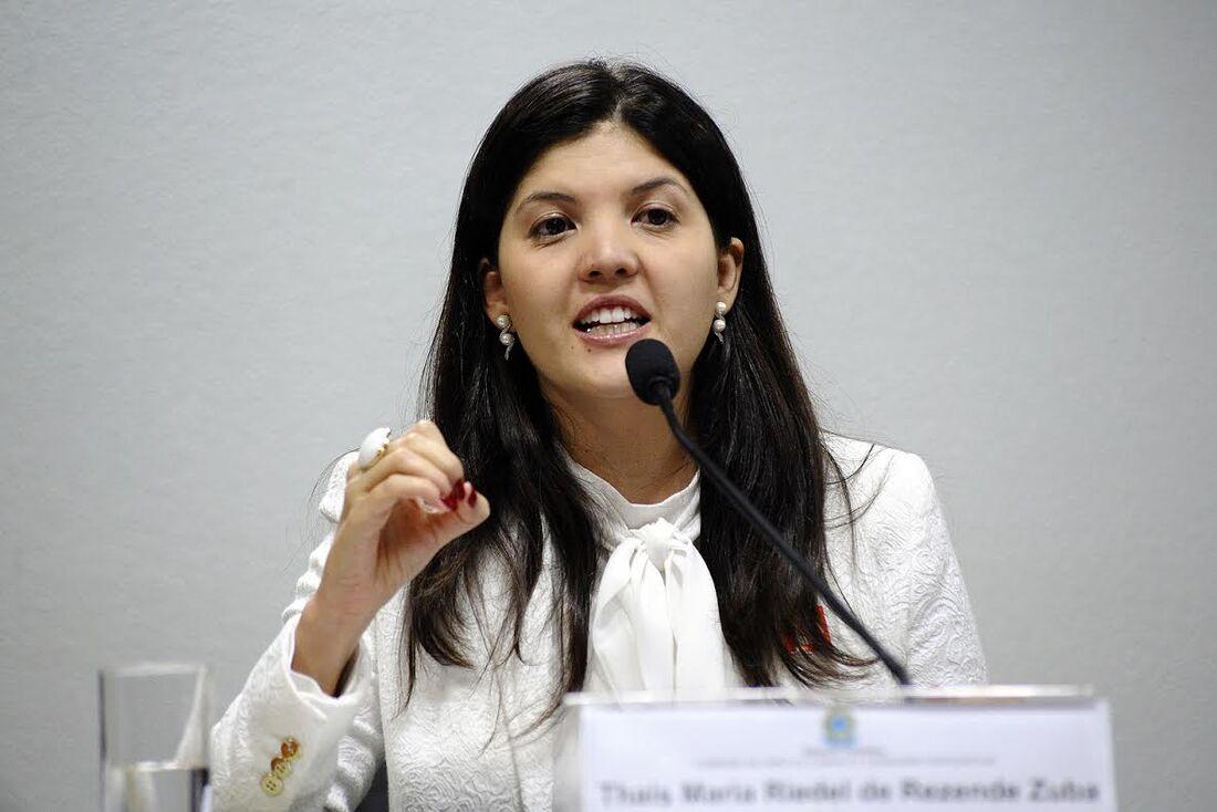 Thaís Maria Zuba, diretora adjunta de Previdência do Servidor Público do Instituto Brasileiro de Direito Previdenciário (IBDP)