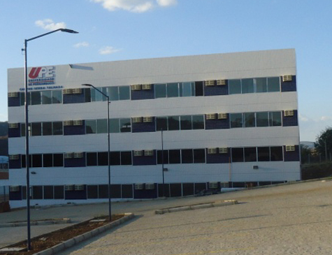 Nova sede da UPE em Serra Talhada