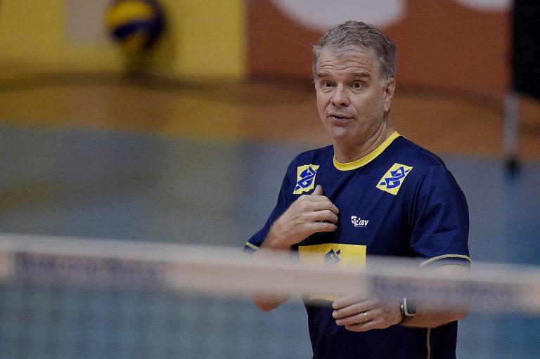 Bernardinho, técnico de vôlei
