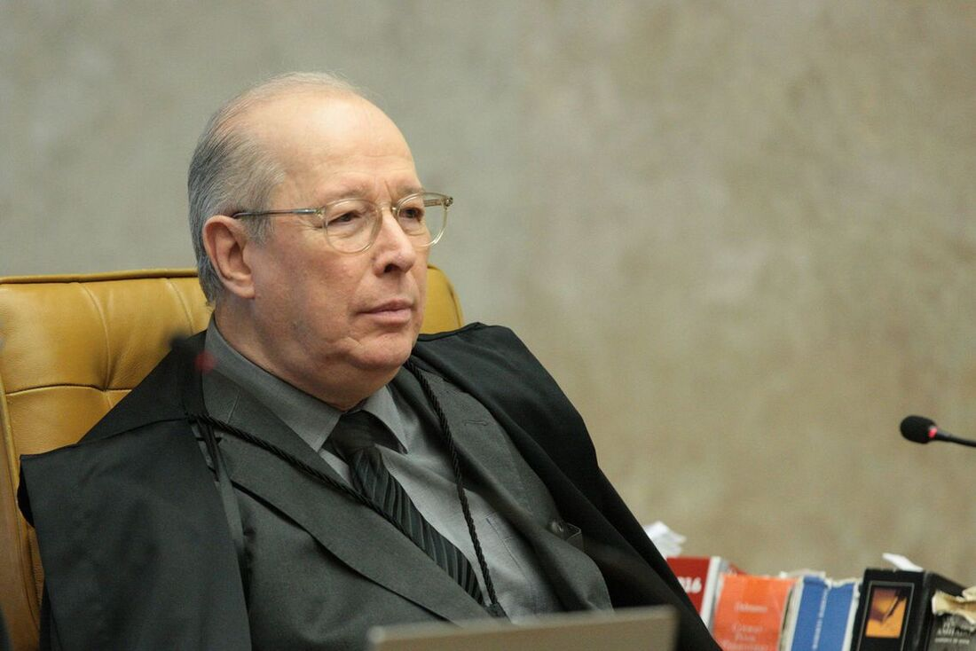 Decano do Supremo Tribunal Federal, ministro Celso de Mello