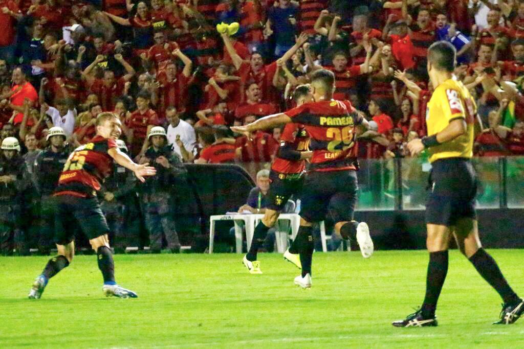 Sport enfrentará rivais da parte de baixo da tabela na Ilha do Retiro