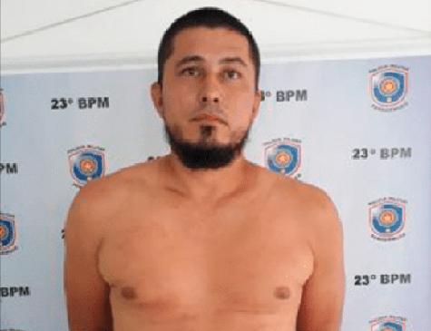 Zé do Rolo, miliciano do Rio preso em Pernambuco