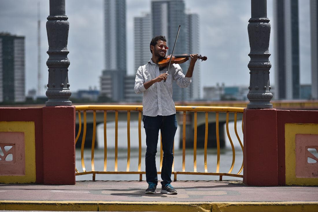 Menino do Violino