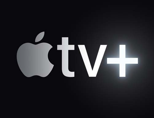 Logomarca da Apple TV+