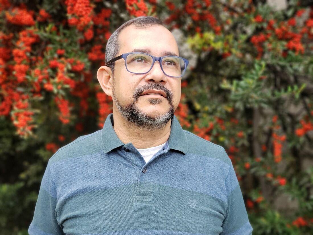 Afonso Oliveira é produtor cultural e ex-secretário de Cultura de Olinda