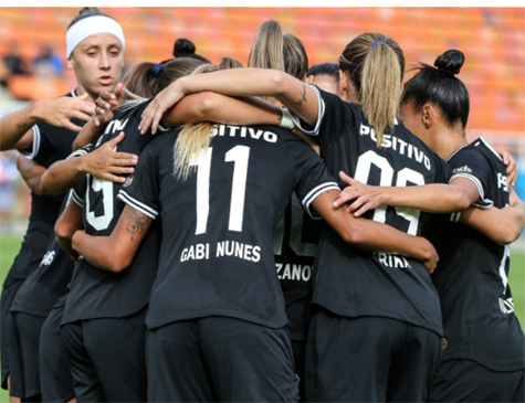 Time feminino do Corinthians