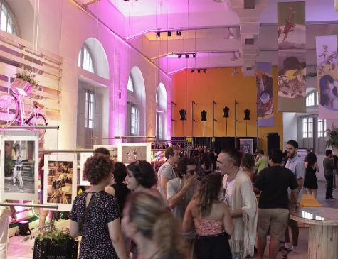 Ano passado, a marca promoveu evento de lançamento da Melissa Bike na capital pernambucana