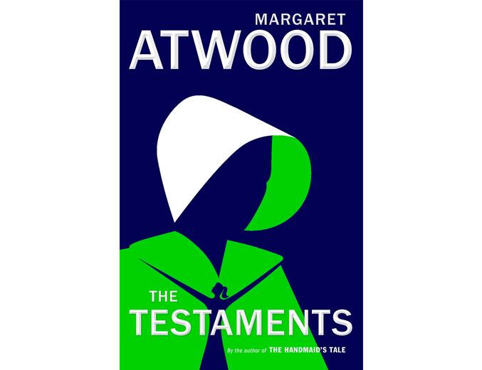 Livro 'The Testaments', escrito por Margaret Atwood's