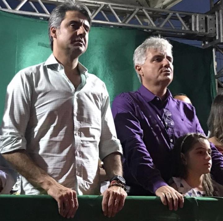 Na ocasião, o prefeito da cidade, Cleomatson, destacou a atuação do deputado na busca por recursos para o município sertanejo