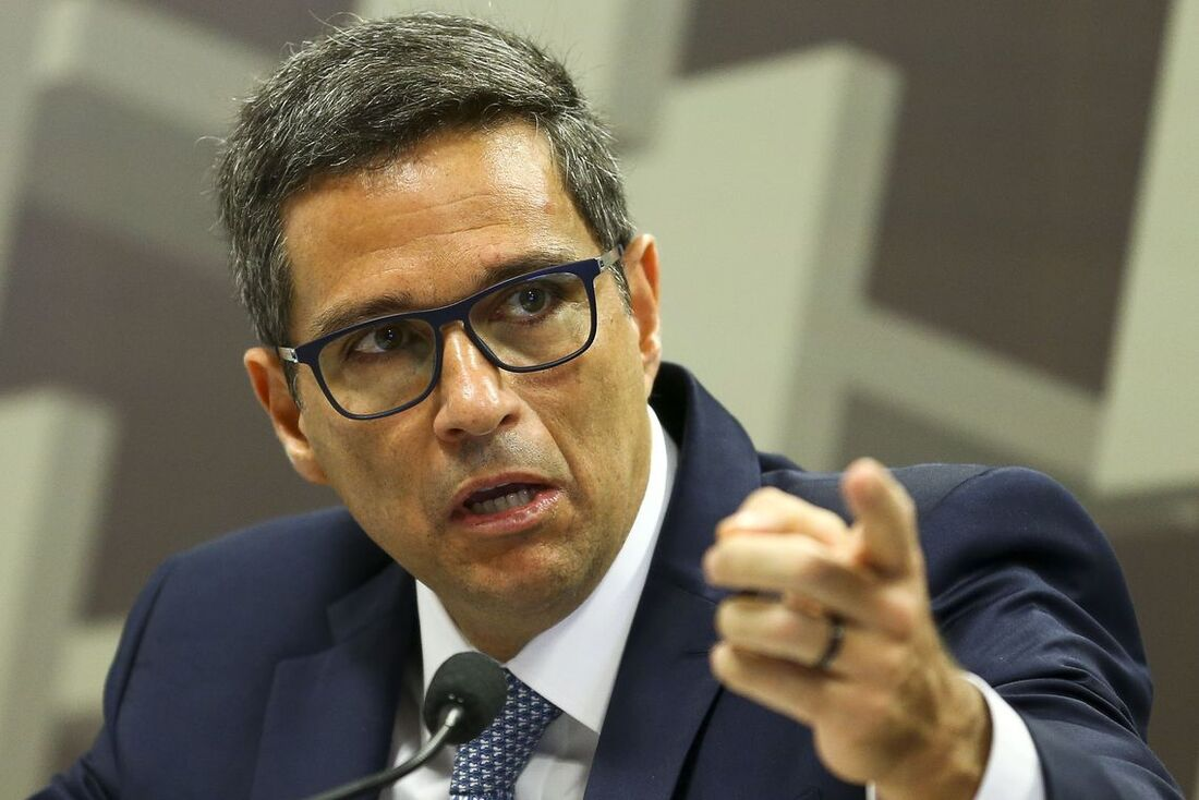Presidente do Banco Central (BC), Roberto Campos Neto