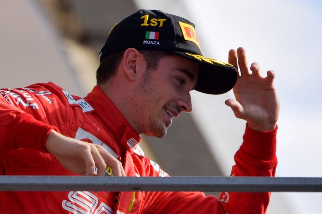 Charles Leclerc, piloto da Fórmula 1