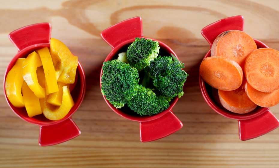 Legumes e frutas são principais fontes da substância