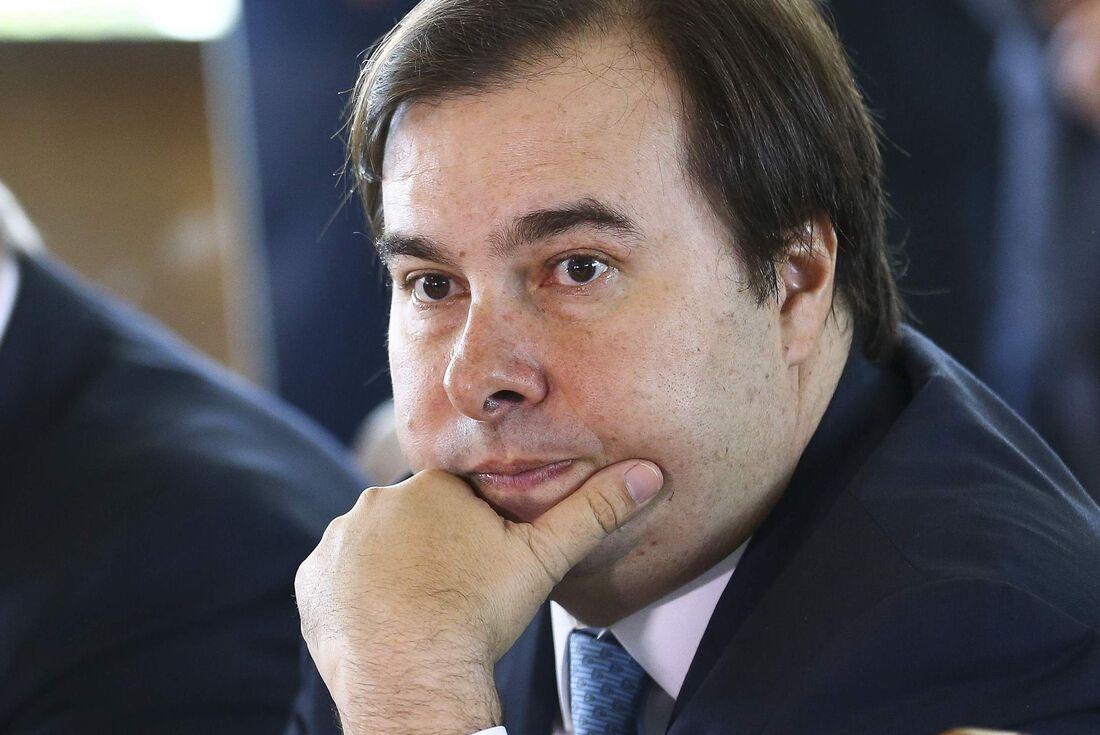 Dep. Rodrigo Maia