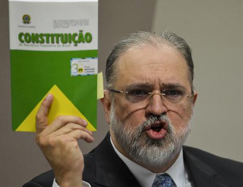 Subprocurador Augusto Aras, indicado ao cargo de Procurador-Geral da República