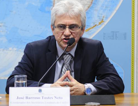 José Barroso Tostes Neto