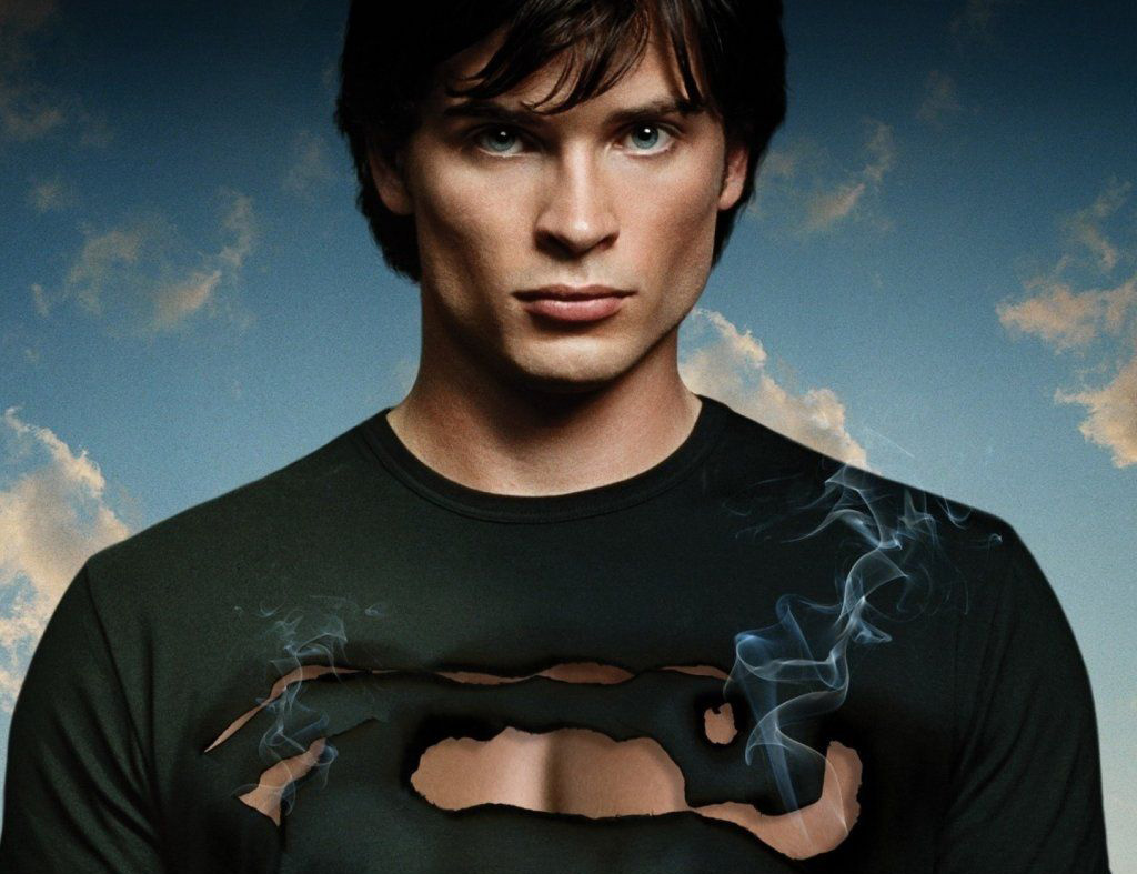 Tom Welling em Smallville