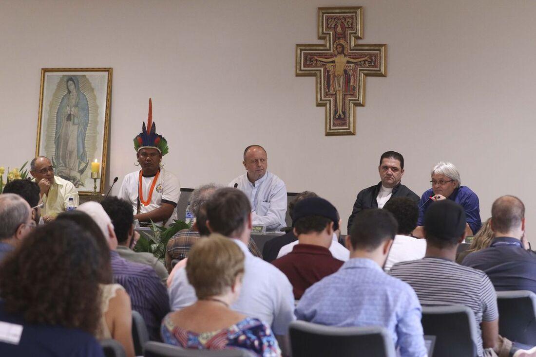 O documento foi lançado em julho na sede da Conferência Nacional dos Bispos do Brasil (CNBB), em Brasília
