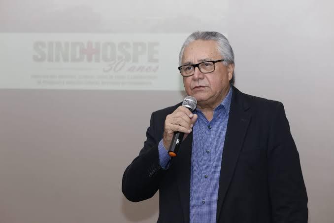 Presidente do Sindhospe, Dr. George Trigueiro