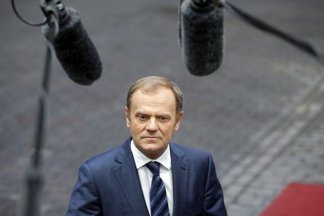 Presidente do Conselho Europeu, Donald Tusk