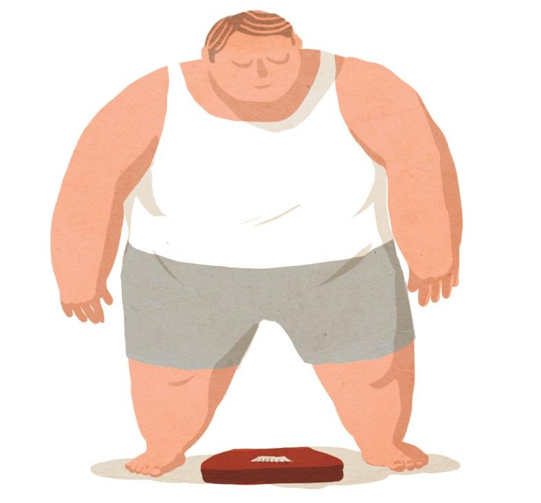 Obesidade é um dos grandes obstáculos entre os brasileiros