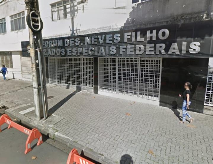 Prédio da Justiça Federal em Recife, Fórum Desembargador Neves Filho
