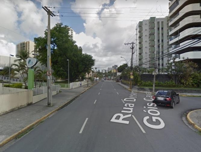Rua Desembargador Góis Cavalcante