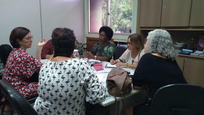 esta primeira etapa, equipe ouvirá 380 mulheres em Camaragibe.