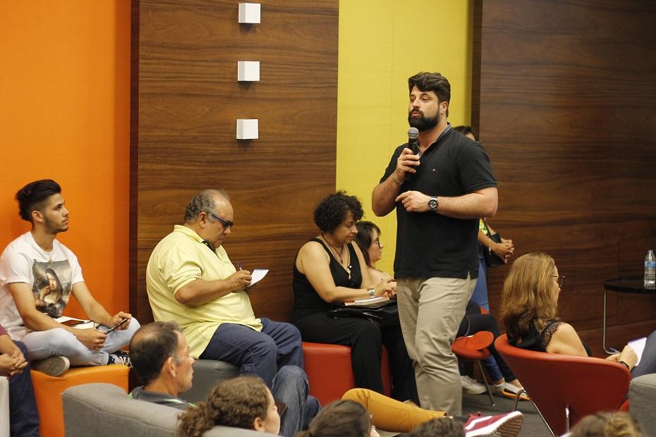 Alfredo Soares participou da terceira edição do REC'n'Play