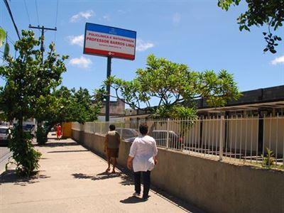 Policlínica e Maternidade Professor Barros Lima, em Casa Amarela, na Zona Norte do Recife